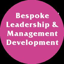 Bespoke Leadership & Management Development